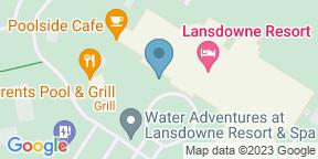 Google Map for Riverside Hearth - Lansdowne Resort