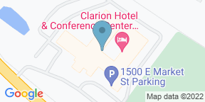 Google Map for At East Market
