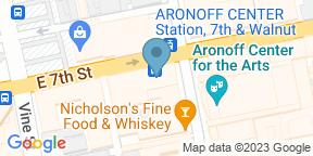 Google Map for OKTO Restaurant by E+O