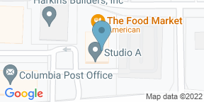 Google Map for The Food Market - Columbia