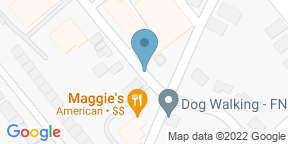 Google Map for Maggie's