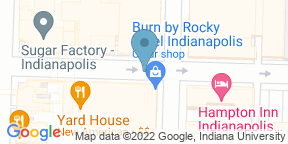 Google Map for Nada - Indianapolis