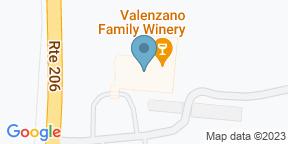 Google Map for Valenzano  Winery