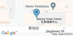 Google Map for China Grill - Park Hyatt Beijing