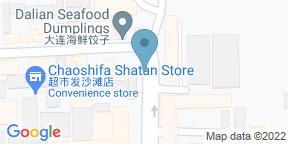 Google Map for TRB Hutong