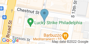 Google Map for Tradesman's Philly