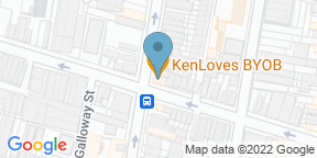 Google Map for kenLOVES Byob