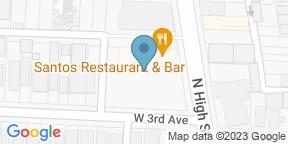 Google Map for Terrace Bar