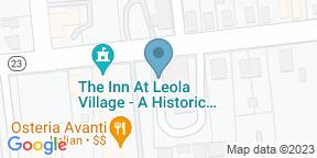 Google Map for Osteria Avanti