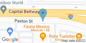 Google Map for Fiesta Mexico