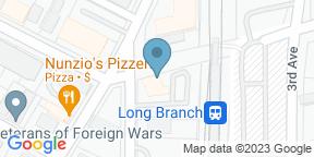 Google Map for Rockafellers Station