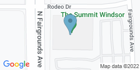 Google Map for Crossroads Tavern and Grill at The Summit Windsor