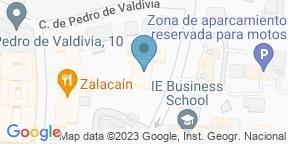 A BarraのGoogle マップ