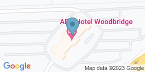 Google Map for Aoi Restaurant