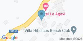 Google Map for La Serra