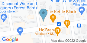 Google Map for Sally's Southern