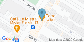 Google Map for Terre Pasta Natural Wine