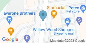 Google Map for Umberto's Restaurant - Wantagh