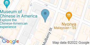 Google Map for Bella Ciao