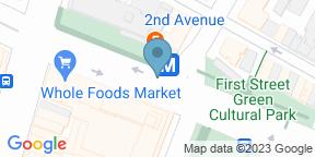 Google Map for Km1- Kilometro Uno