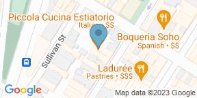 Google Map for Piccola Cucina Estiatorio
