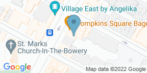 Google Map for Cacio e Pepe Downtown