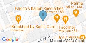 Google Map for Lena West Village