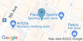 Google Map for Lillie's Union Square