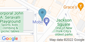 Google Map for Coarse NYC