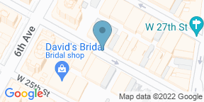 Google Map for The Flatiron Room