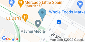 Google Map for La Barra at Mercado Little Spain