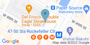 Google Map for 48 Lounge