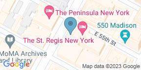 Google Map for Astor Court