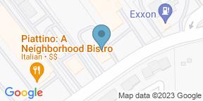 Google Map for Dante's Ristorante