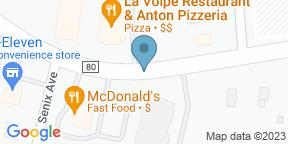 Google Map for La Volpe Ristorante