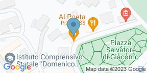 Google Map for Al Poeta