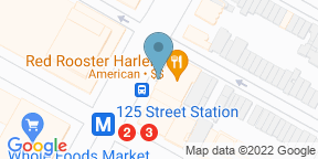 Google Map for Ginny's Supper Club