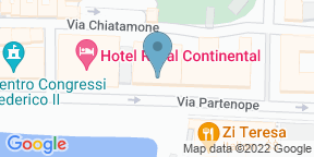 Google Map for Gusto & Gusto