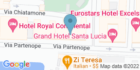 Google Map for Acquolina