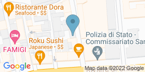 Google Map for L'Osteria