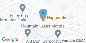 Google Map for Hapgoods Resturant