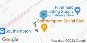 Google Map for T-Bar Southampton