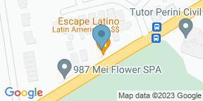 Google Map for Escape Latino