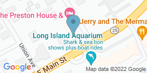 Google Map for The Preston House & Hotel - Restaurant