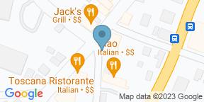 Google Map for Toscana Ristorante - Eastchester