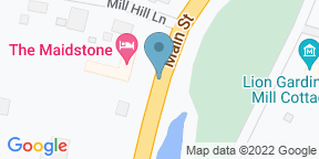 Google Map for The Maidstone