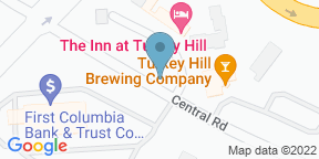 Google Maps voor The Farmhouse at Turkey Hill (NOT Turkey Hill Brewing Co.)