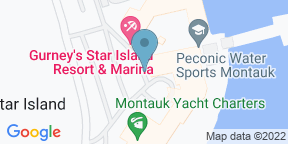 Google Map for The Pool Club at Gurney's Star Island