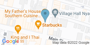 Google Map for The Greekish - 8 North Broadway