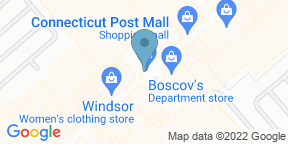 Google Map for Cast Iron Chef Kitchen and Bar
